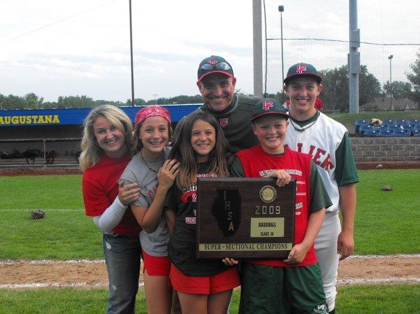 Bill Booker: Husband, Dad, Educator, Coach